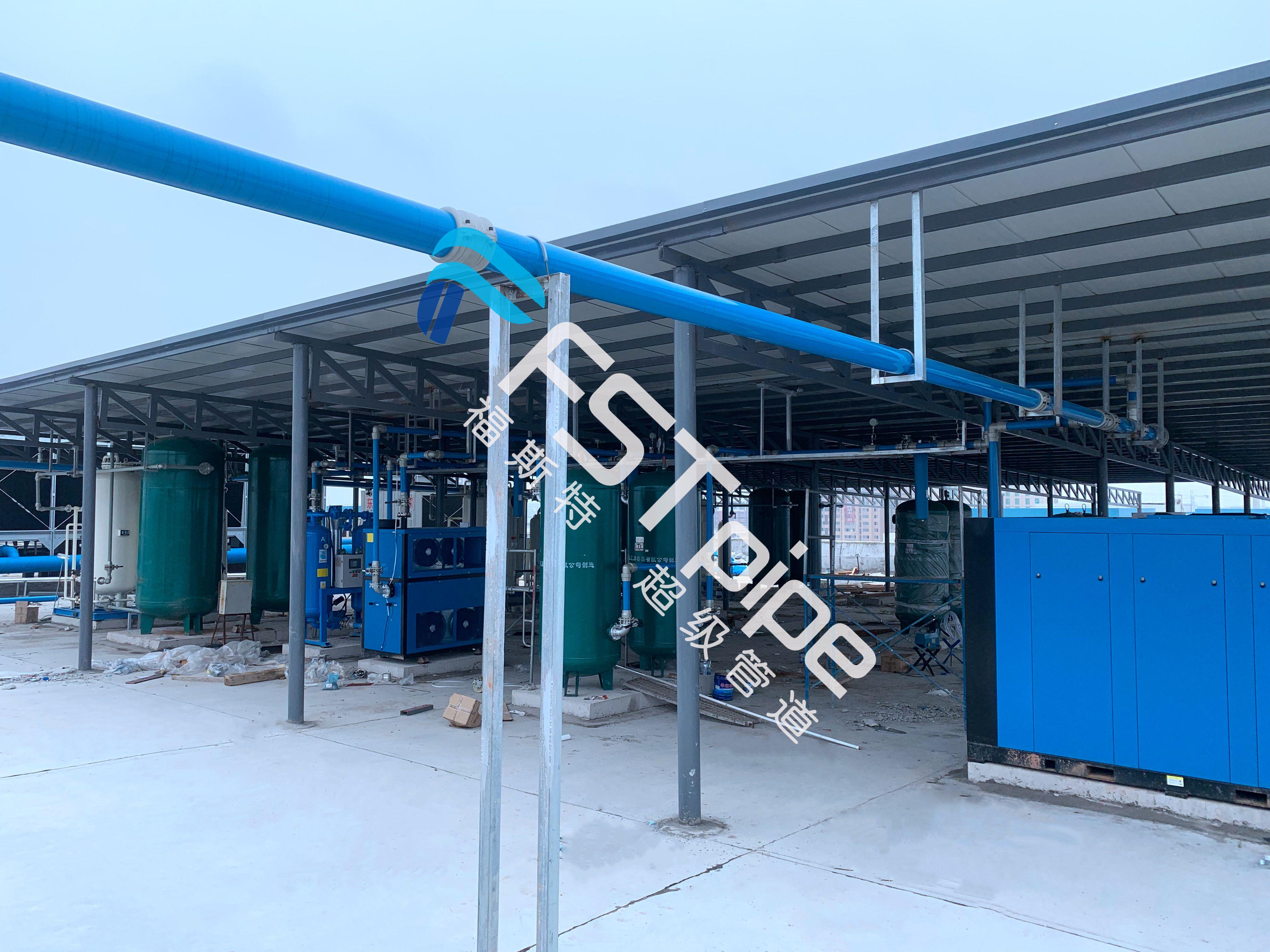 空压机余热回收节电设备的八个优势