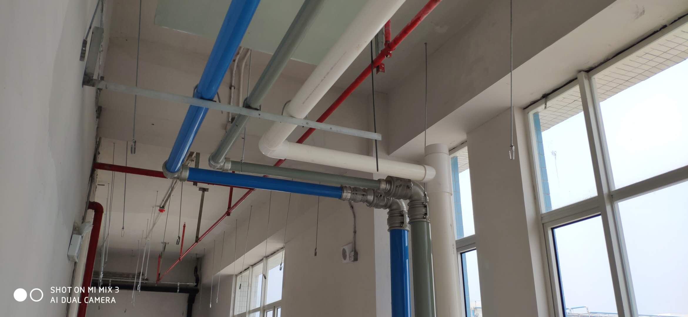 空压机管道安装步骤