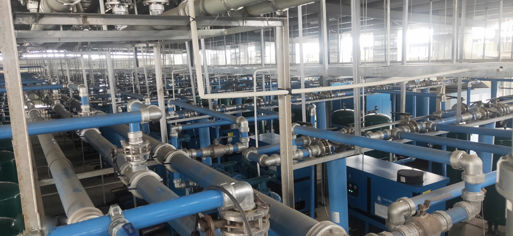 The importance of the compressed air quality management processes