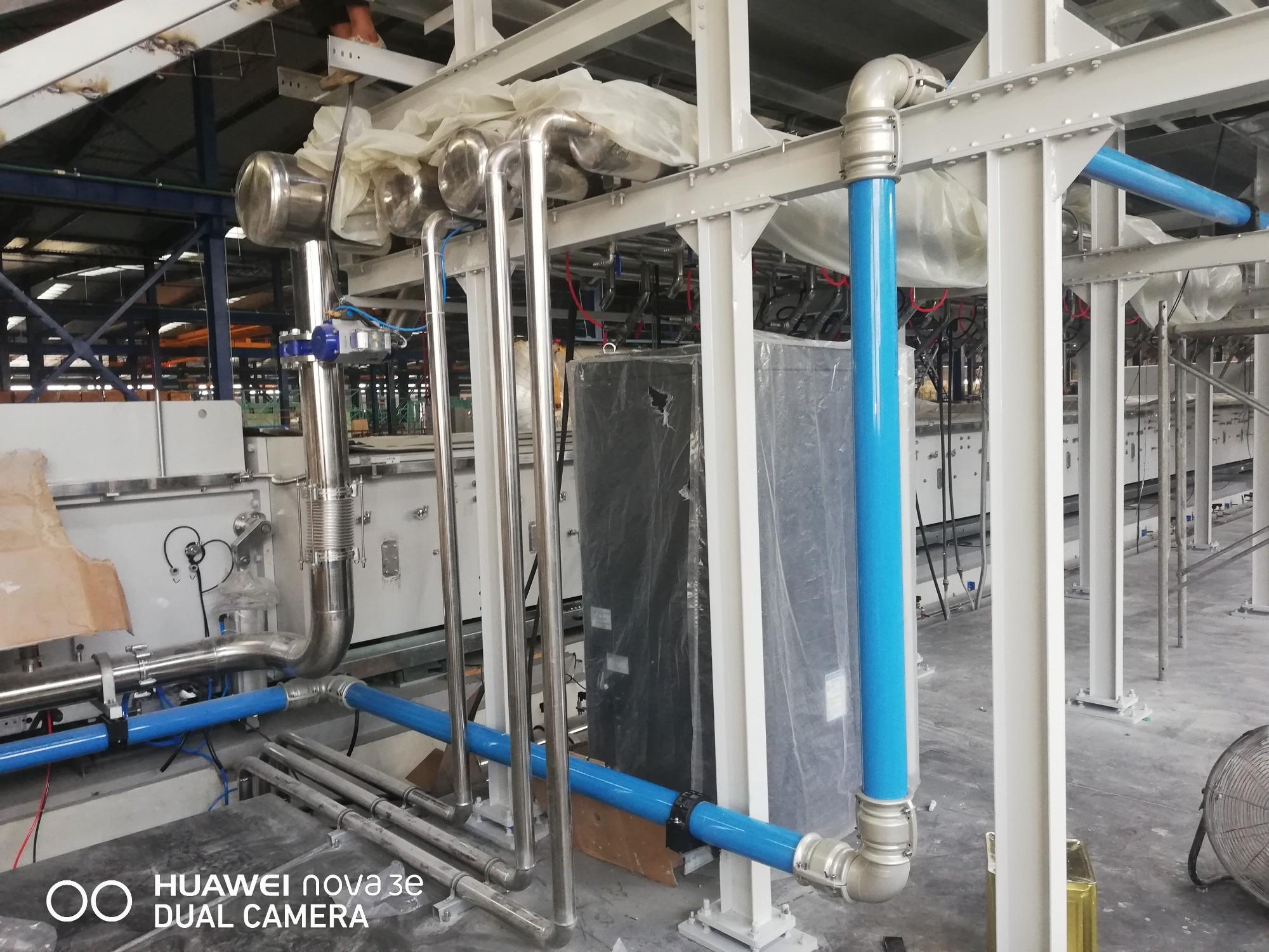 压缩空气管道系统节能改造需求主要来自哪些方面