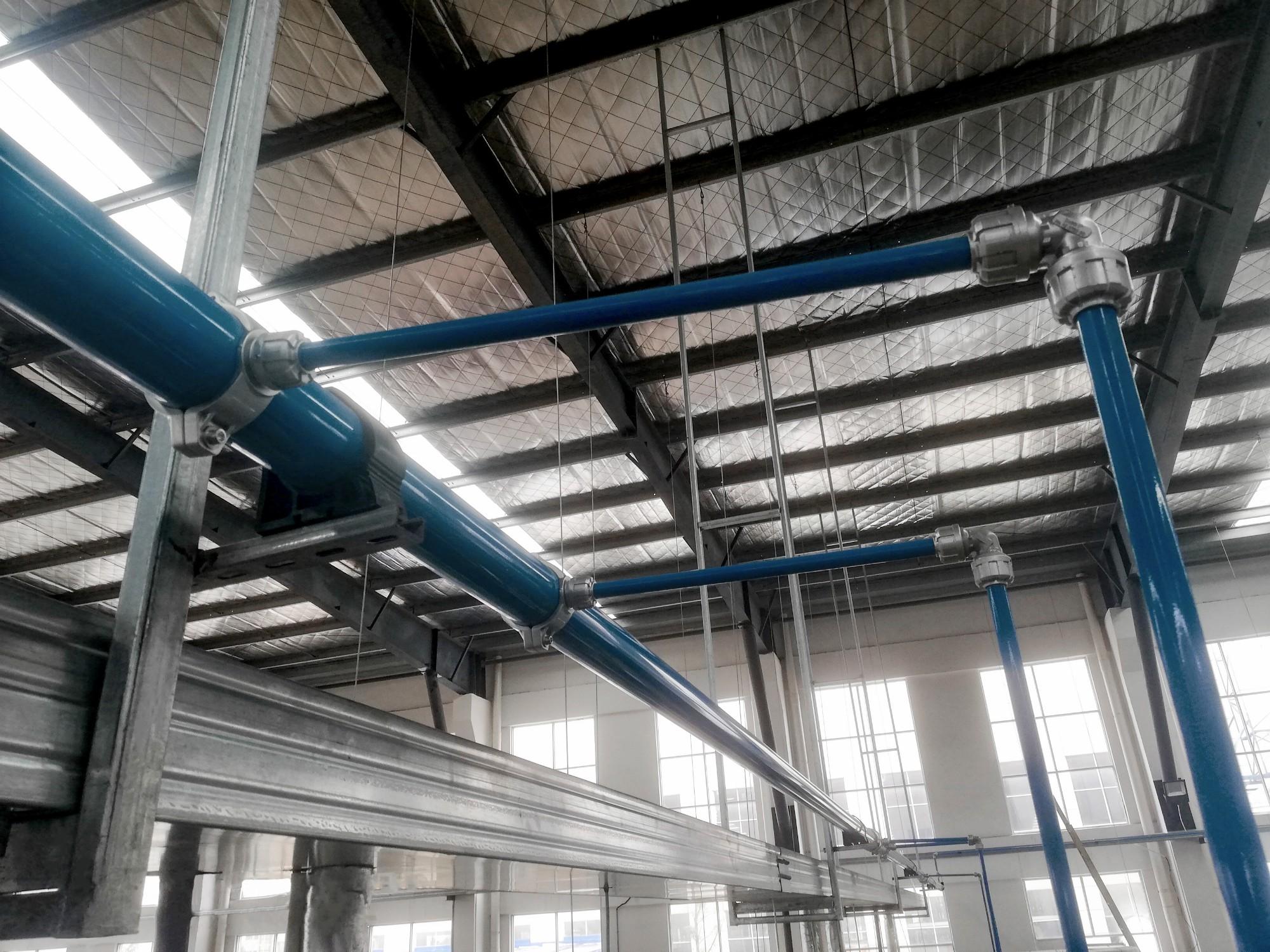 压缩空气管路系统在空压机运行中需要注意的问题有哪些?