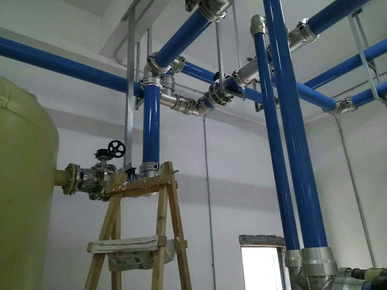 空压机管道预制工艺在施工中的运用