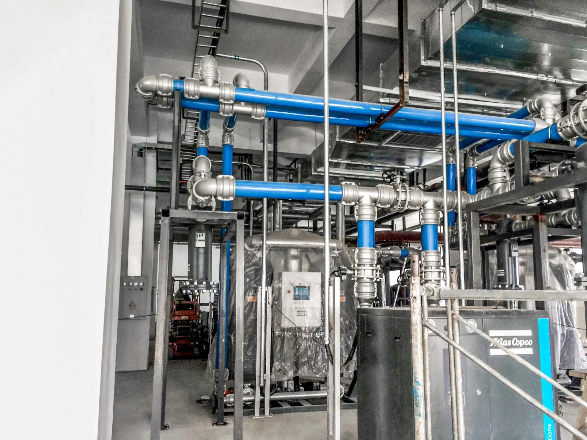医用压缩空气管道系统的管理和维护保养