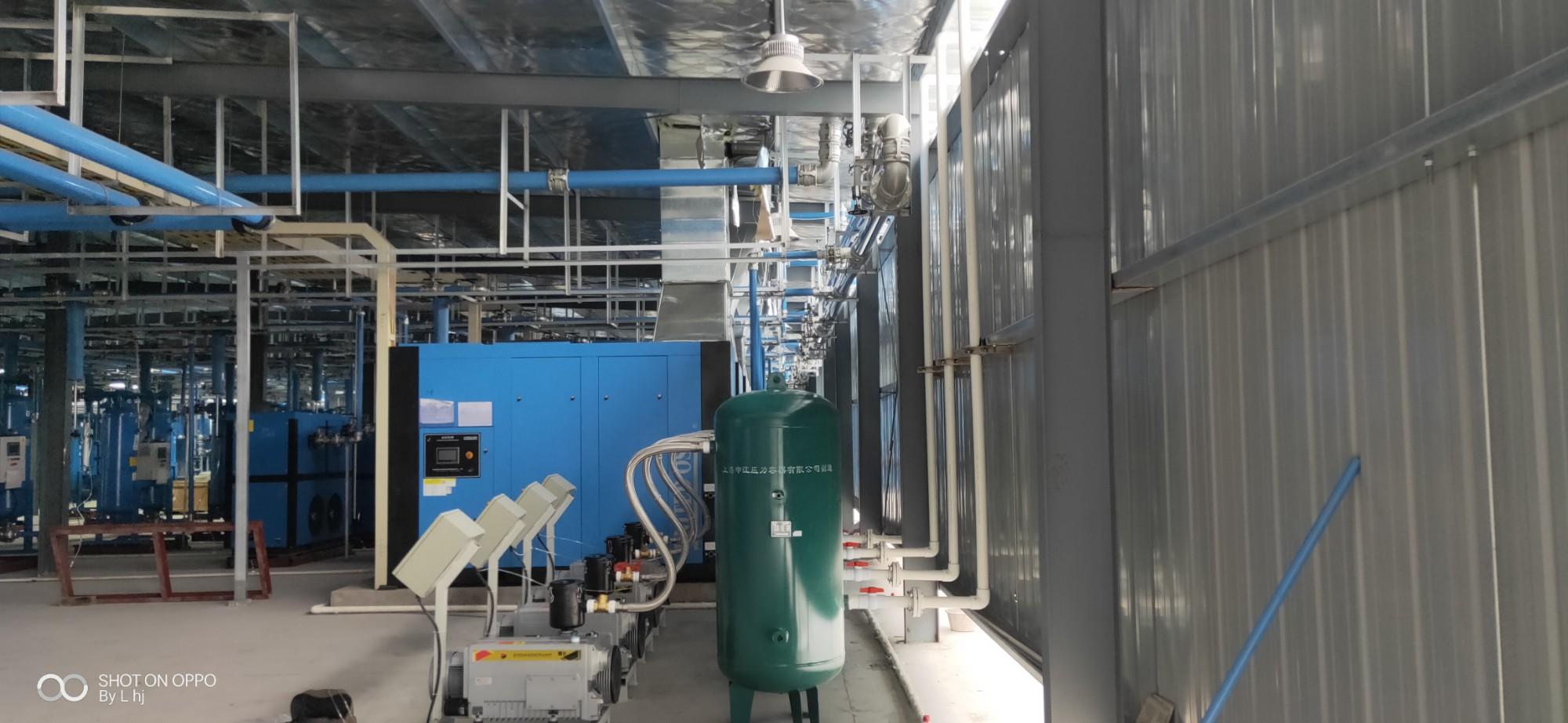 纺织行业空压机的应用对压缩空气的要求有哪些