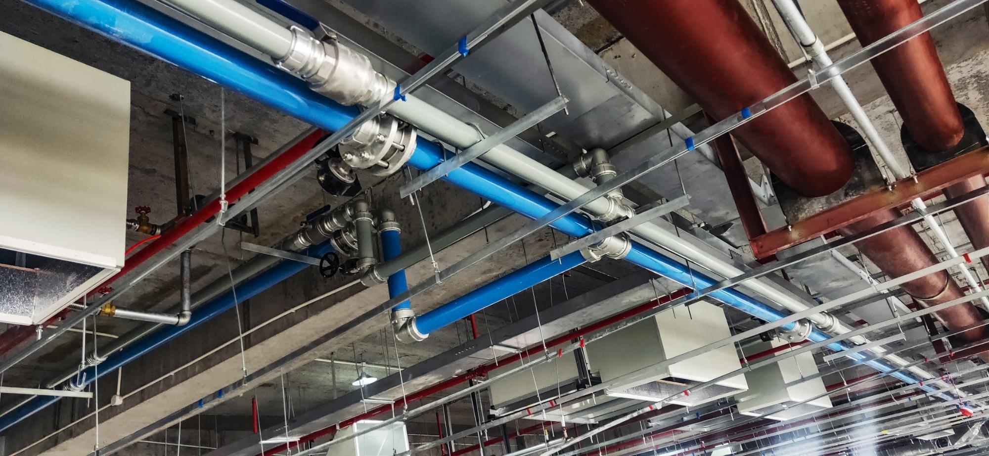 医院压缩空气管道的分配系统有哪两种