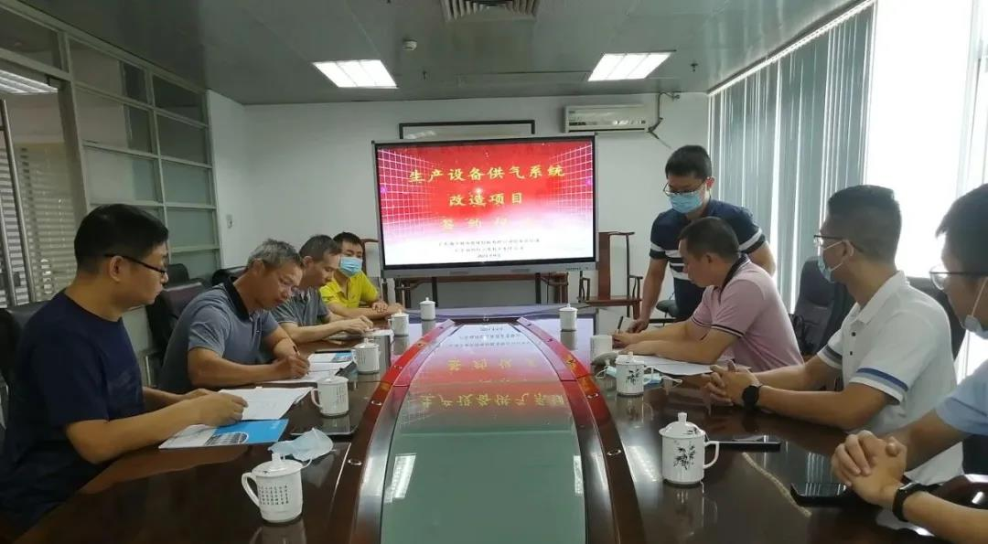 Signing ceremony of Guangdong Foster Fluid Technology Co., Ltd. and Guangdong Nanfang News Media Holdings Co., Ltd.